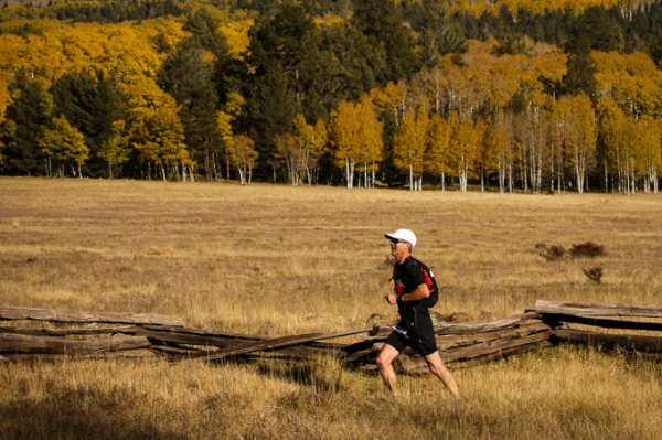 Running The Flagstaff 100